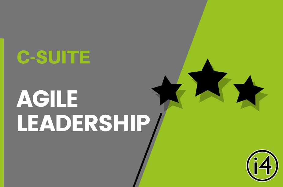 C-suite Agile Leadershi