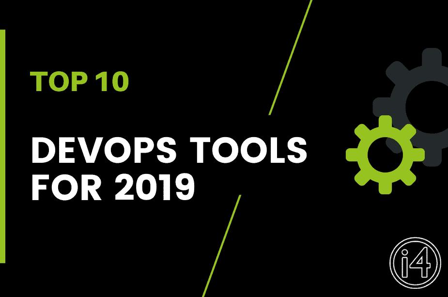 Top 10 DevOps Tools For 2019