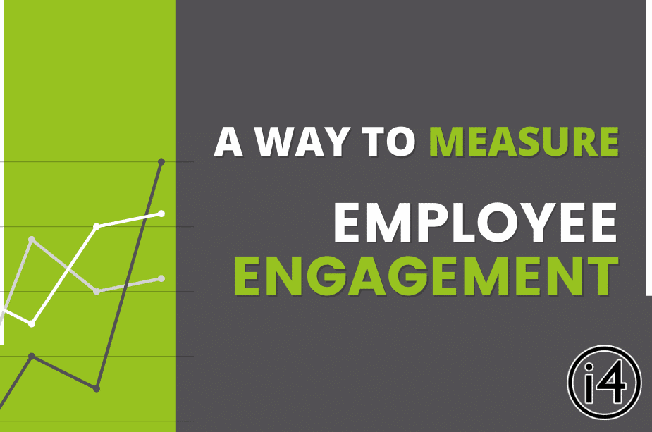 A Way to Measure Employee Engagement