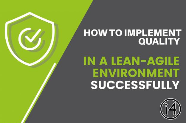 Lean-Agile Environment