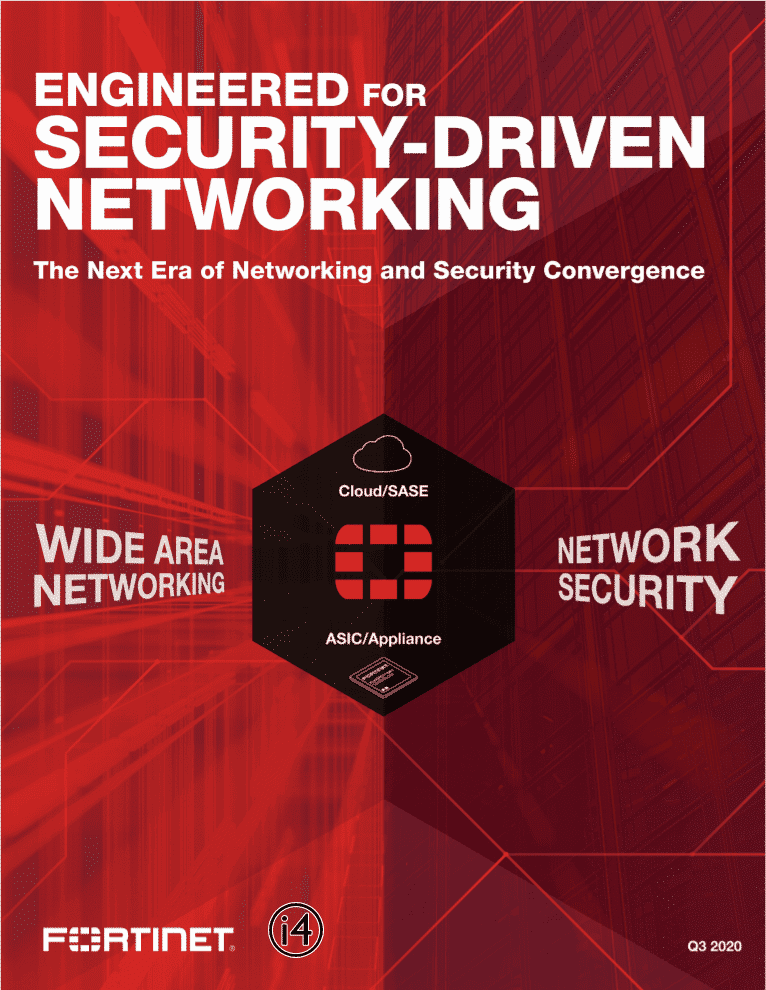 Networking and Security Convergence