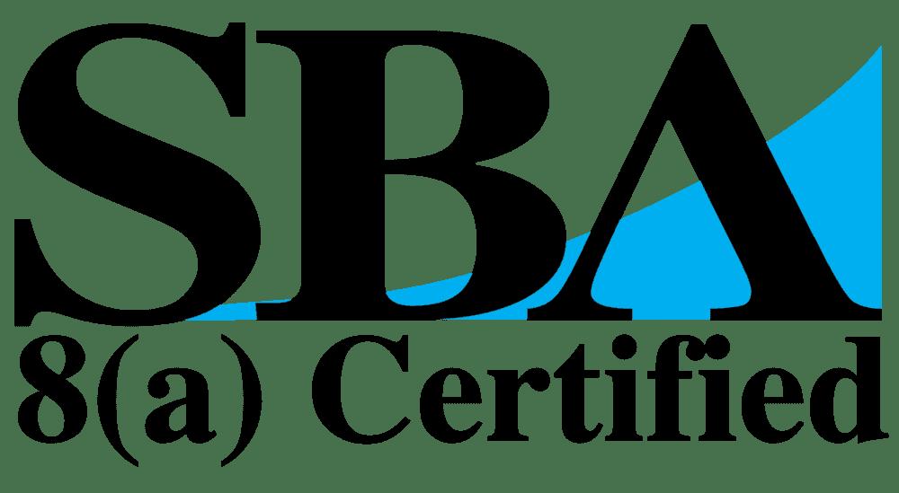 SBA 8(a) Certified-Logo